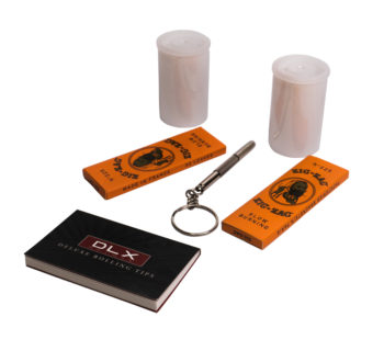 Zig Zags, DLX Rolling Tips Roach Pad, Airtight Containers, Poky Stabby