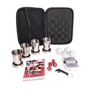 Perfect Pregame Drinking Games Kit College Party Accessories