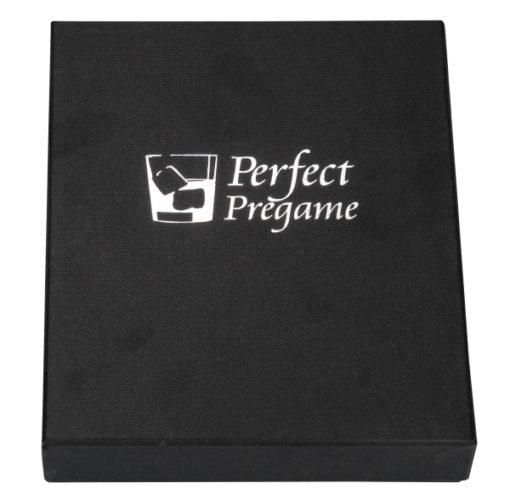 Perfect Pregame Cigarette Flask Gift Set Box