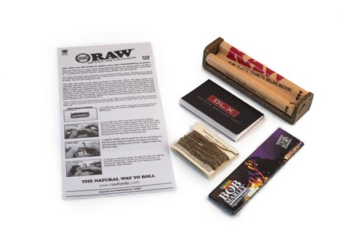 Raw Rolling Machine and Papers Perfect Pregame