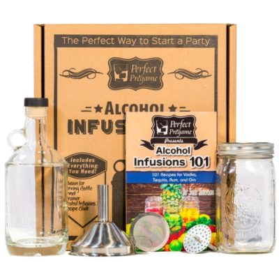 Perfect Pregame Alcohol Infusion Kit