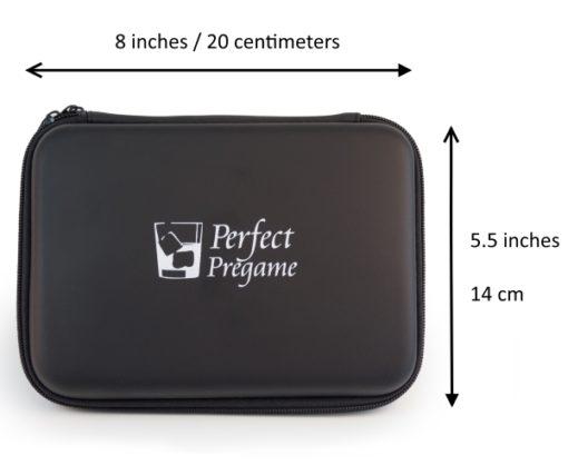 Perfect Pregame Case Dimensions