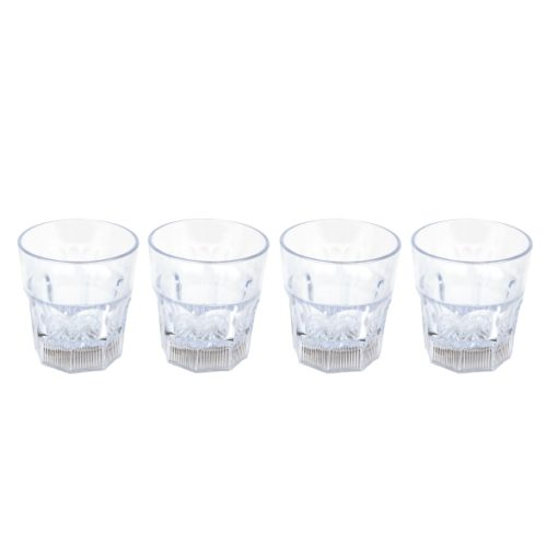 Perfect Pregame LED Light Up Cup 4 Pack