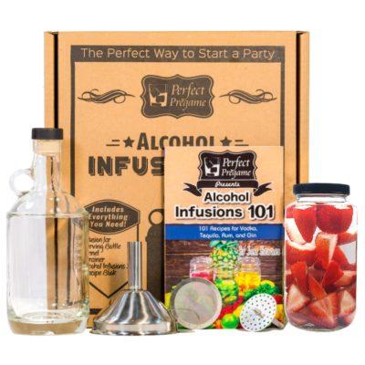 Perfect Pregame Alcohol Infusion Kit